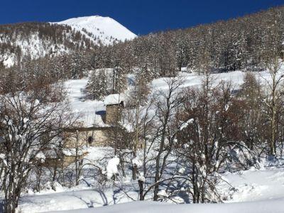 La chapelle de l'Echalp
