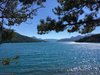 Le Lac de Serre Ponçon