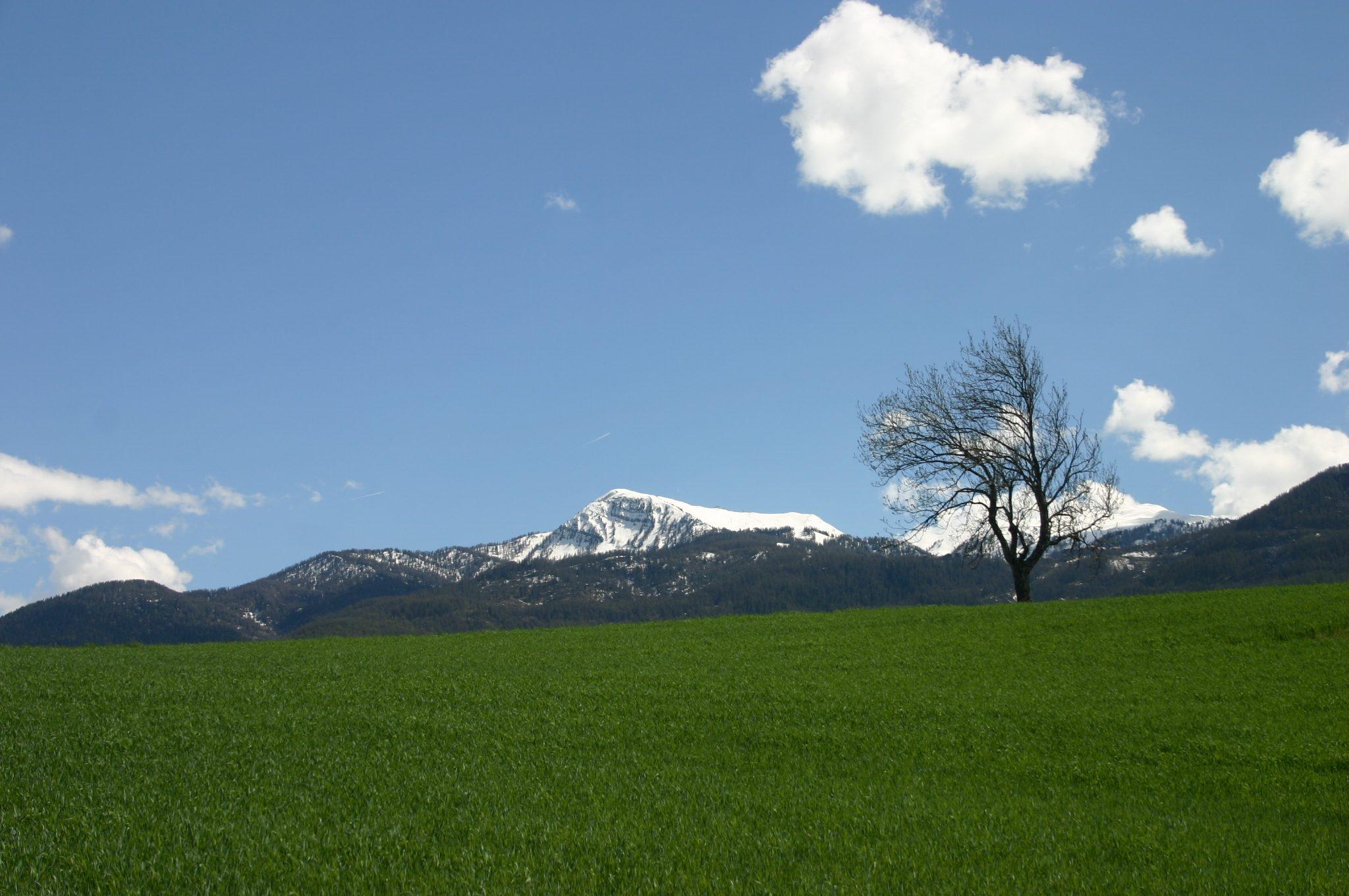 Eté Indien Eygliers, L'Eté Indien dans les Hautes Alpes