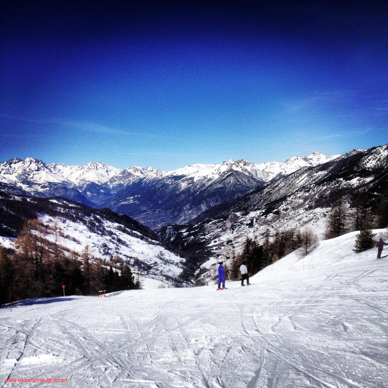 Ski dans les Hautes Alpes, Les Hautes Alpes, paradis du ski alpin !