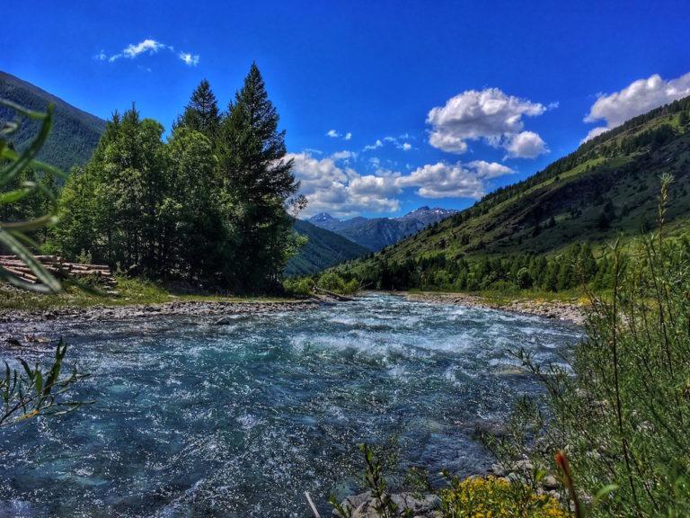 La vallée du Haut Guil