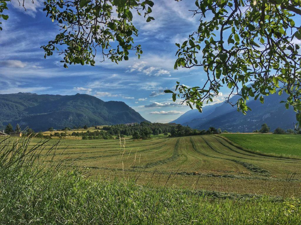 Eygliers Mont Dauphin
