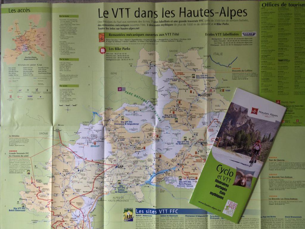VTT au Pays du Guil
