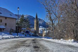 Eygliers église